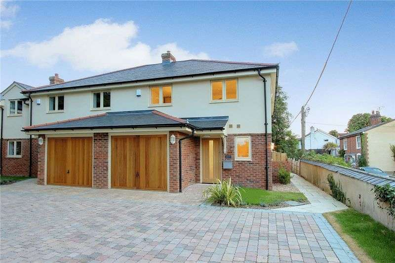 3 Bedrooms House for sale in Broughton, Nr Stockbridge, Hampshire