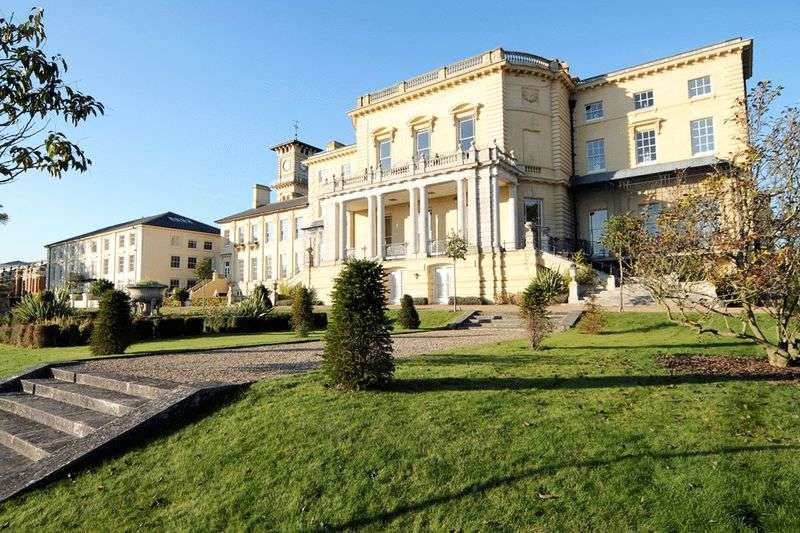 2 Bedrooms Flat for sale in Bentley Priory, Mansion House Drive, Stanmore