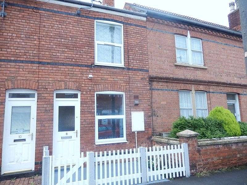 2 Bedrooms Terraced House for sale in Tennyson Street, Gainsborough