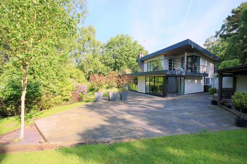 3 Bedrooms Detached House for sale in Birch Tree Lane, Newcastle