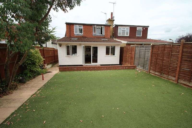 4 Bedrooms Semi Detached House for sale in Sidney Road, Harrow