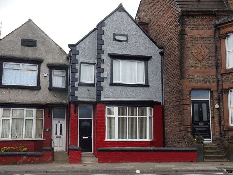3 Bedrooms Terraced House for sale in Breeze Hill, Walton, Liverpool