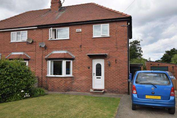 4 Bedrooms Semi Detached House for sale in Russett Grove, Scarborough, North Yorkshire, YO12 6HS