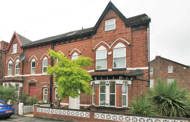 2 Bedrooms Apartment Flat for sale in 7, Hereford Road, Liverpool L21 1EG
