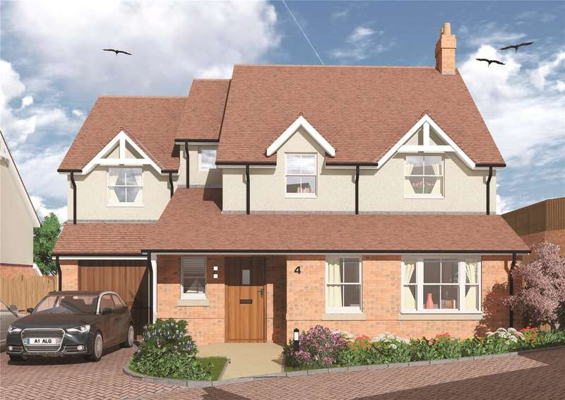 6 Bedrooms Detached House for sale in Kensington House (Plot 4), The Sidings, Buckingham, Buckinghamshire, MK18