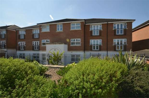 2 Bedrooms Flat for sale in Lerwick Court, 5 Bressay Drive, Mill Hill