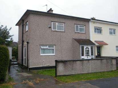 3 Bedrooms Semi Detached House for sale in Hogarth Walk, Lockleaze, Bristol