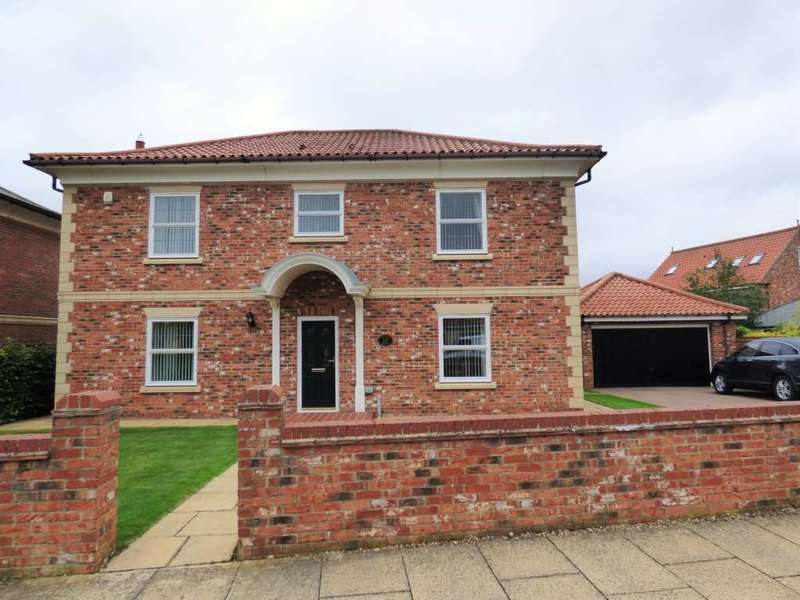5 Bedrooms Detached House for sale in Wellington Drive, Wynyard