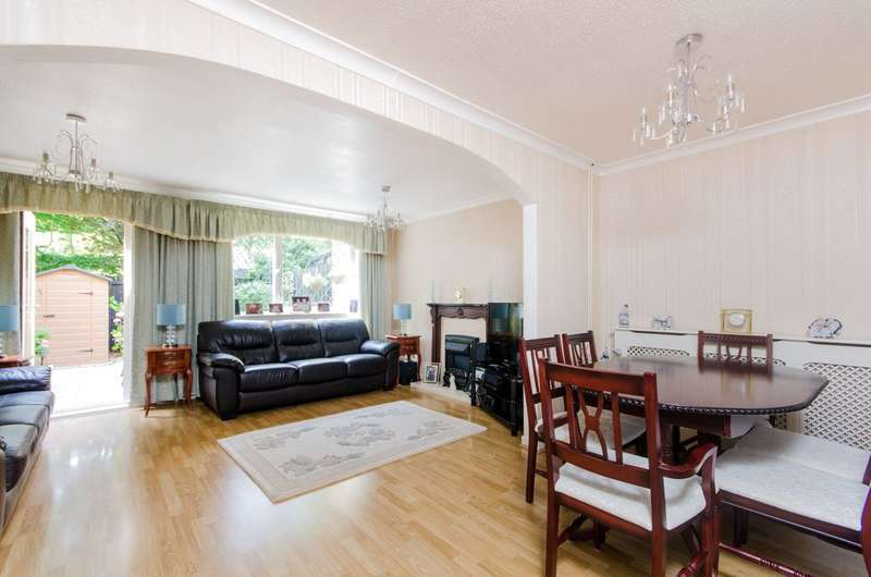3 Bedrooms House for sale in Lewesdon Close, Wimbledon, SW19