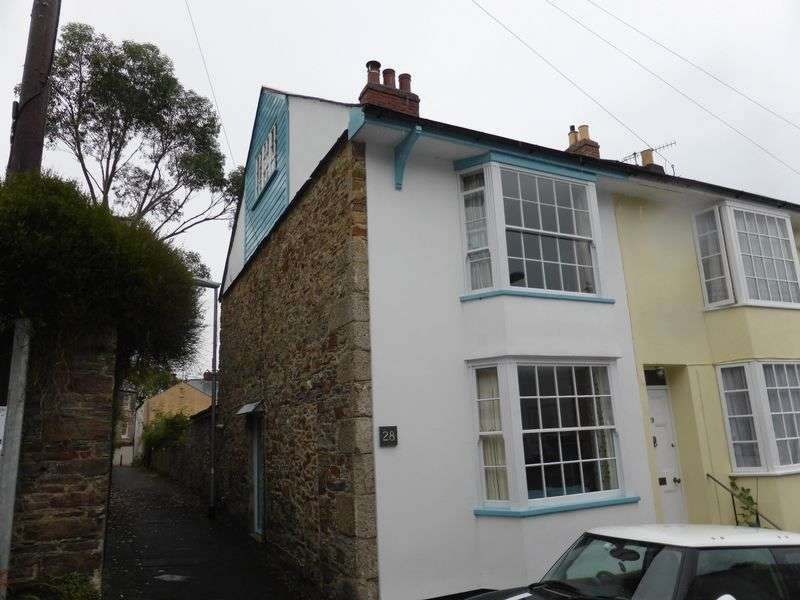 3 Bedrooms Terraced House for sale in Bodmin Hill, Lostwithiel