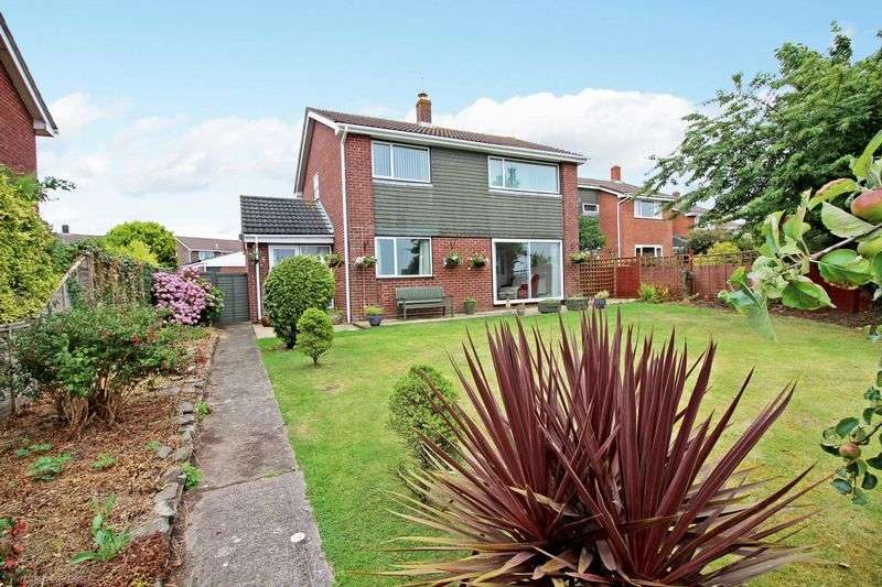 4 Bedrooms Detached House for sale in Engine Lane, Nailsea