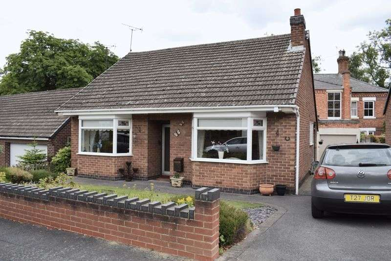 2 Bedrooms Detached Bungalow for sale in Hamilton Drive, Swadlincote
