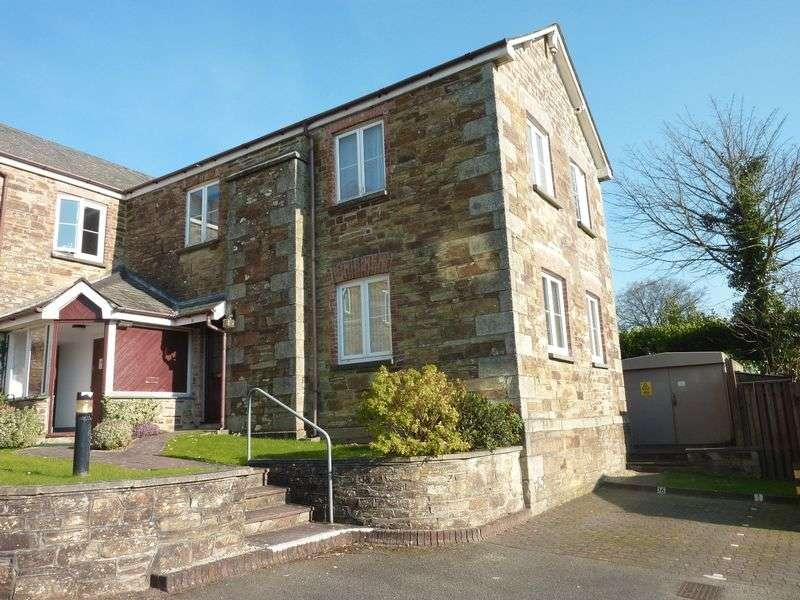 1 Bedroom Flat for sale in Castle Hill Court, Cross Lane, Bodmin
