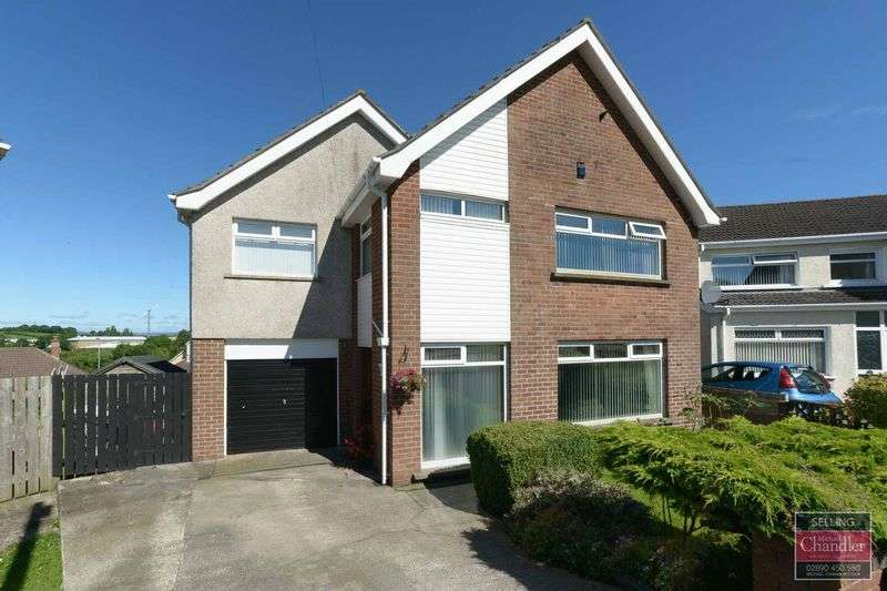 4 Bedrooms Detached House for sale in 5 Glennor Crescent, Carryduff, BT8 8HW