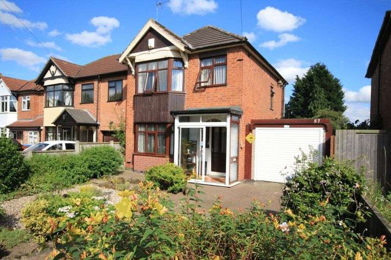 3 Bedrooms Detached House for sale in HIGHFIELD LANE, CHADDESDEN