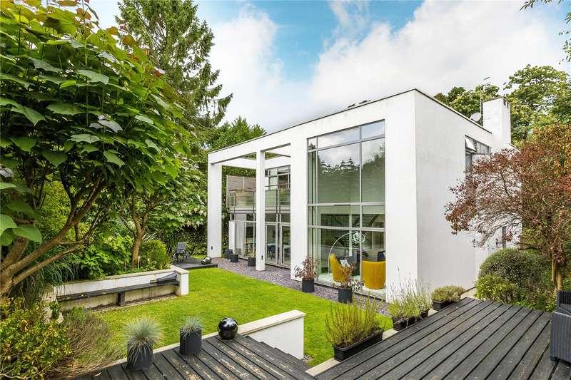 5 Bedrooms Detached House for sale in Blackhurst Lane, Tunbridge Wells, Kent, TN2