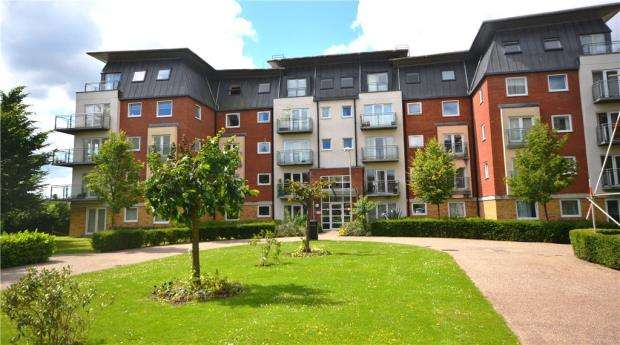 1 Bedroom Apartment Flat for sale in Winterthur Way, Basingstoke, Hampshire