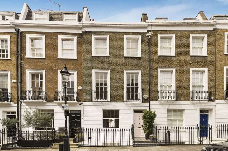 4 Bedrooms House for sale in Trevor Place, Knightsbridge, SW7