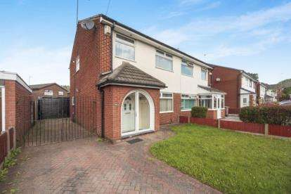 3 Bedrooms Semi Detached House for sale in Dearham Avenue, St. Helens, Merseyside, WA11