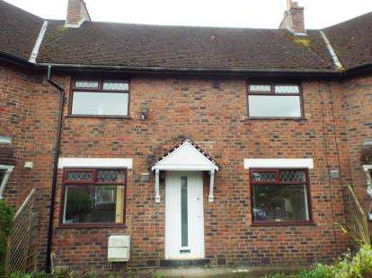 3 Bedrooms Terraced House for sale in Bucklow Avenue, Mobberley, Knutsford, Cheshire
