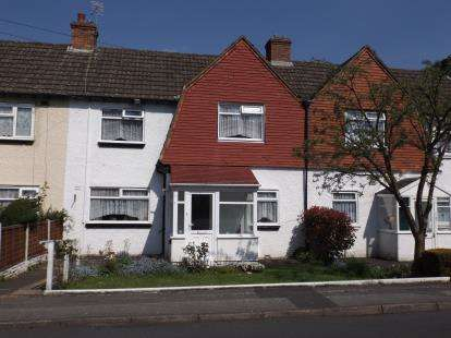 3 Bedrooms Terraced House for sale in Laburnum Avenue, Smethwick, West Midlands