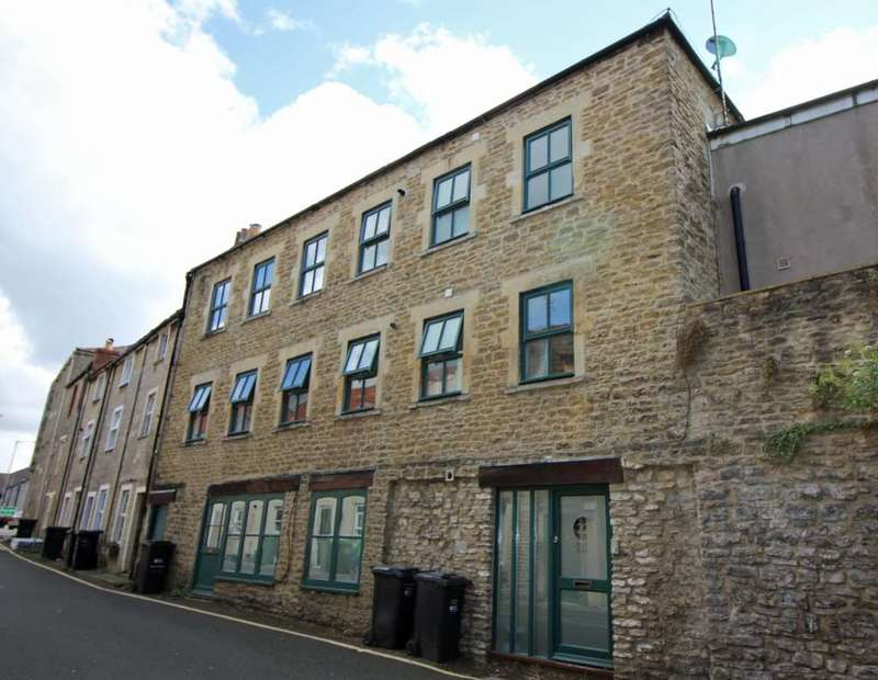 1 Bedroom Penthouse Flat for sale in Vicarge St