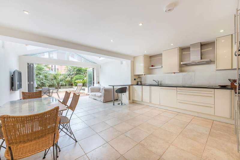 4 Bedrooms House for sale in Corney Reach Way, Corney Reach, W4