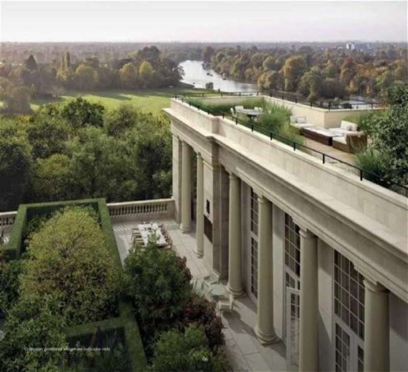 3 Bedrooms Property for sale in Star And Garter, Richmond, London, TW10