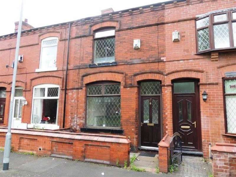 2 Bedrooms Property for sale in Rossington Street, Newton Heath, Manchester