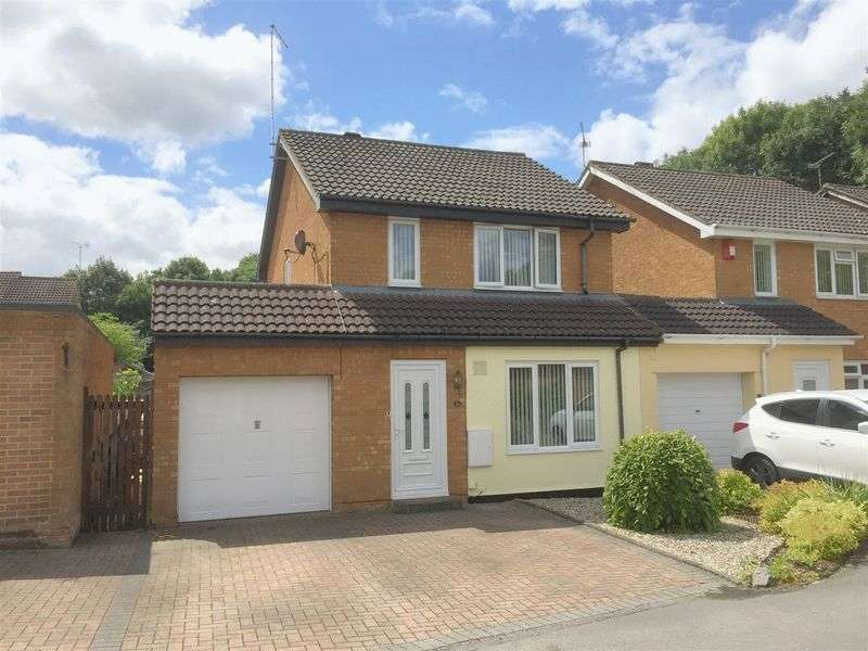 3 Bedrooms Detached House for sale in Ashburnham Close, Swindon
