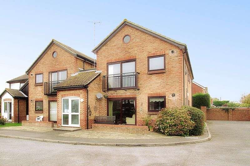 2 Bedrooms Flat for sale in Mill Park Road, Nyetimber, PO21