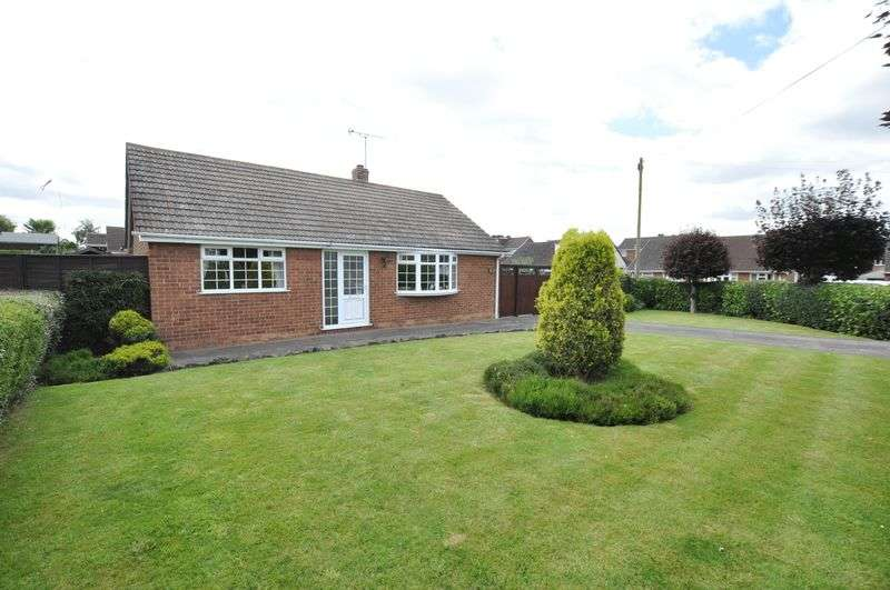 3 Bedrooms Detached Bungalow for sale in Beech Grove, Swadlincote