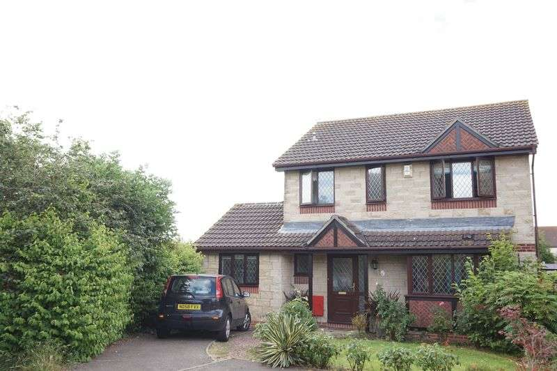 4 Bedrooms Detached House for sale in Hampton Place, Churchdown, Gloucester