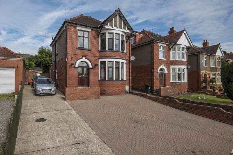 3 Bedrooms Detached House for sale in The Coldra, Newport