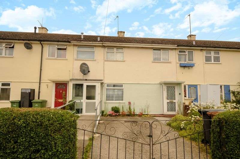 3 Bedrooms Terraced House for sale in Queensway, Didcot