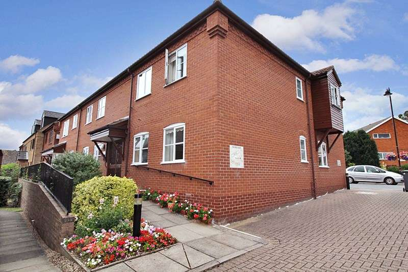 2 Bedrooms Retirement Property for sale in Tanyard Court, Woodbridge, IP12 4JE