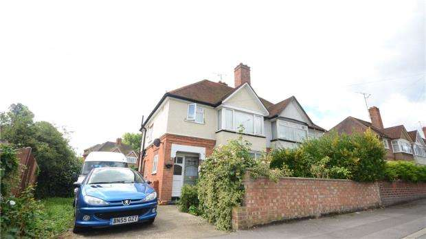 3 Bedrooms Semi Detached House for sale in Berkeley Avenue, Reading, Berkshire
