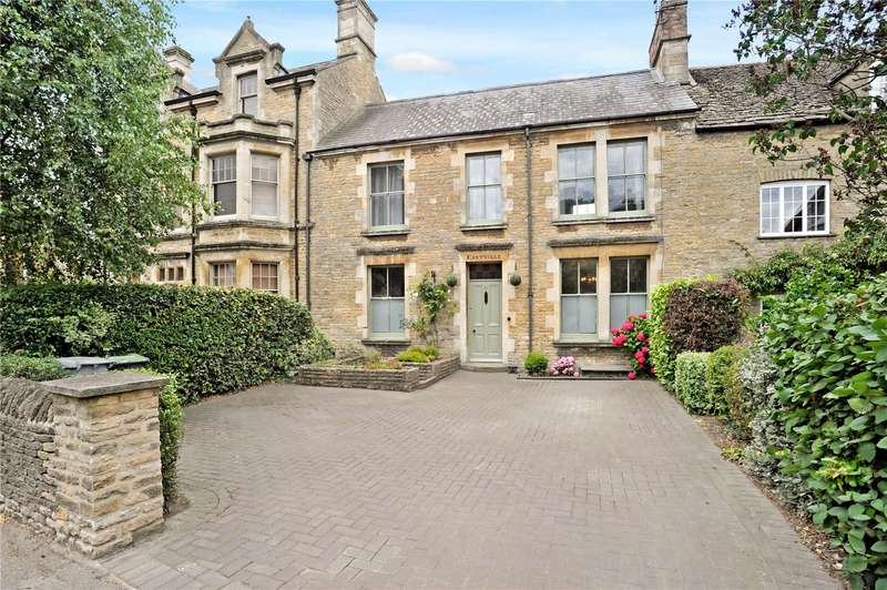 3 Bedrooms Terraced House for sale in Horsefair, Chipping Norton, Oxfordshire, OX7