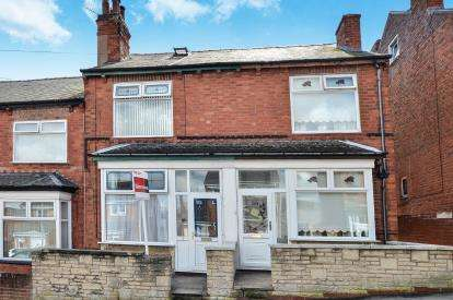 2 Bedrooms Terraced House for sale in Scarcliffe Street, Mansfield, Nottinghamshire