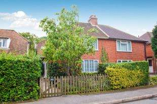 2 Bedrooms Semi Detached House for sale in Wigmore Cottages, Wigmore Lane, Eythorne, Dover