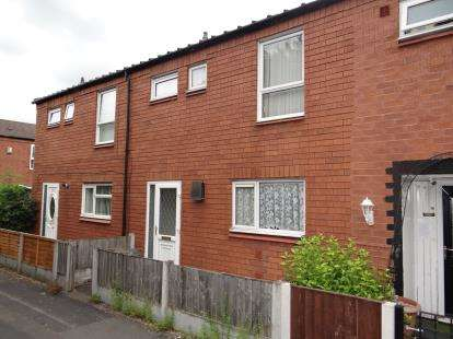 3 Bedrooms Terraced House for sale in Sheffield Close, Great Sankey, Warrington, Cheshire
