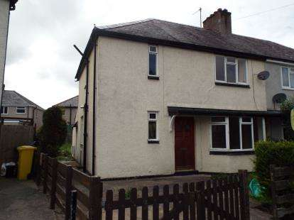 3 Bedrooms Semi Detached House for sale in Glan Road, Mochdre, Colwyn Bay, Conwy, LL28