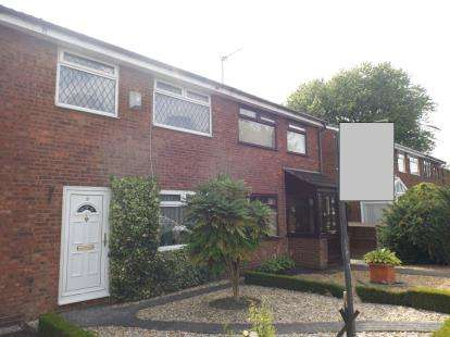 3 Bedrooms Terraced House for sale in Mottram Drive, Poolstock, Wigan, WN3
