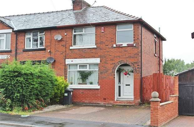 3 Bedrooms End Of Terrace House for sale in Lavender Road, Farnworth, Bolton, Lancashire