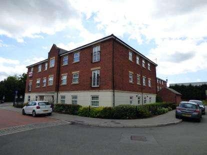 2 Bedrooms Flat for sale in Goddard Court, Mapperley Plains, Nottingham, Nottinghamshire