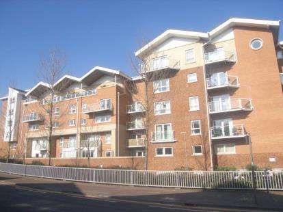 1 Bedroom Flat for sale in Oslo House, Judkin Court, Cardiff, Caerdydd