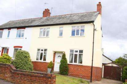 3 Bedrooms Semi Detached House for sale in Cecil Avenue, Dronfield, Derbyshire
