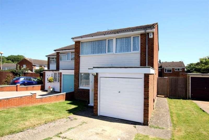 3 Bedrooms End Of Terrace House for sale in Bronte Crescent, Hemel Hempstead
