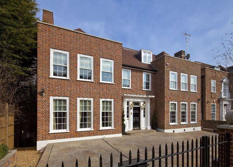 6 Bedrooms House for sale in Frognal, Hampstead Village, NW3
