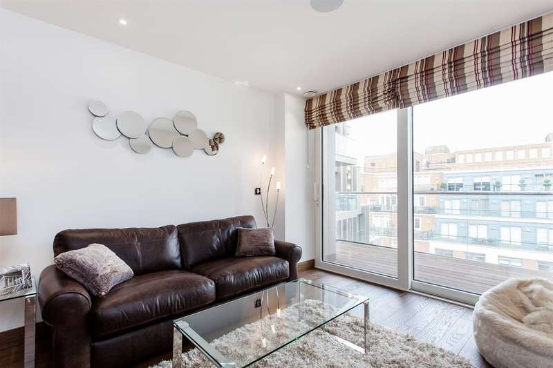2 Bedrooms Flat for sale in The Courthouse, Horseferry Road, Westminster, London SW1P